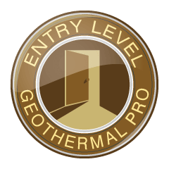 Entry Level Geothermal Professional
