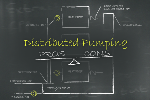 Distributed Pumping Pros and Cons